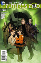 Image: New 52: Futures End #36 - DC Comics