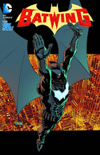 Image: Batwing Vol. 05: Into the Dark SC  (N52) - DC Comics
