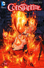 Image: Constantine Vol. 03: The Voice in the Fire SC  (N52) - DC Comics