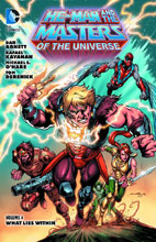 Image: He-Man and the Masters of the Universe Vol. 04: What Lies Within SC  - DC Comics