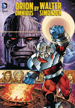 Image: Orion by Walter Simonson Omnibus HC  - DC Comics