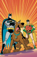 Image: Scooby-Doo Team-Up Vol. 01 SC  - DC Comics