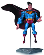 Image: Superman: The Man of Steel Statue by 'Sean Cheeks' Galloway  - DC Comics