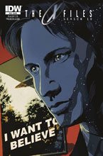 Image: X-Files: Season 10 #20 - IDW Publishing