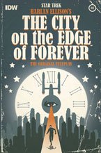 Image: Star Trek: Harlan Ellison's The City on the Edge of Forever Original Teleplay HC  - IDW Publishing