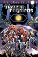 Image: Transformers: Dark Cybertron HC  - IDW Publishing