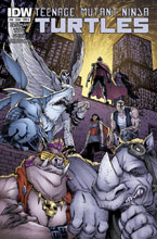 Image: Teenage Mutant Ninja Turtles #42 - IDW Publishing