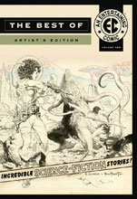 Image: Best of E.C. Comics Artist's Edition Vol. 02 HC  - IDW Publishing