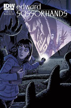 Image: Edward Scissorhands #4 - IDW Publishing