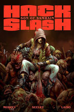 Image: Hack / Slash: Son of Samhain Vol. 01 SC  - Image Comics