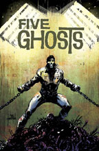 Image: Five Ghosts #16 - Image Comics