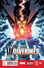 Image: Wolverines #2 - Marvel Comics