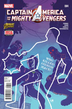 Image: Captain America & the Mighty Avengers #4 - Marvel Comics