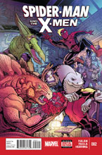 Image: Spider-Man and The X-Men #2 - Marvel Comics
