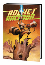 Image: Rocket Raccoon Vol. 01: A Chasing Tale HC  - Marvel Comics