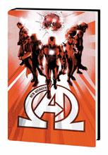 Image: New Avengers by Jonathan Hickman Vol. 01 HC  - Marvel Comics
