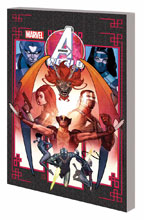 Image: Avengers World Vol. 03: Next World SC  - Marvel Comics