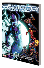 Image: Cataclysm: The Ultimates' Last Stand SC  - Marvel Comics