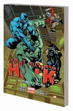 Image: Indestructible Hulk Vol. 04: Humanity Bomb SC  - Marvel Comics