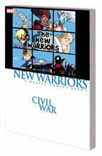 Image: Civil War Prelude: New Warriors SC  - Marvel Comics