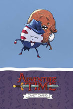 Image: Adventure Time: Candy Capers HC  (Mathematical edition) - Boom! Studios