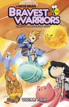 Image: Bravest Warriors Vol. 04 SC  - Boom! Studios