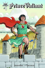 Image: King: Prince Valiant #1 - Dynamite - King