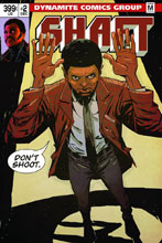 Image: Shaft #2 (cover C - Greene subscription) - Dynamite