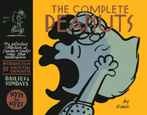 Image: Complete Peanuts Vol. 11: 1971-1972 HC  (current printing) - Fantagraphics Books