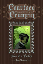 Image: Courtney Crumrin Vol. 07: Tales of a Warlock HC  (special edition) - Oni Press Inc.