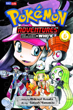 Image: Pokemon Adventures: Black & White Vol. 06 GN  - Perfect Square