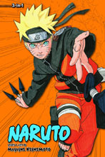 Image: Naruto 3-in-1 Vol. 10  (vols. 28, 29, 30) SC - Viz Media LLC