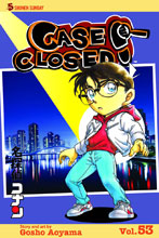 Image: Case Closed Vol. 53 SC  - Viz Media LLC