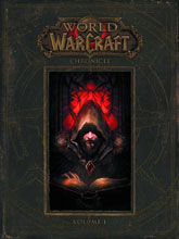Image: World of Warcraft: Chronicle Vol. 01 HC  - Dark Horse Comics
