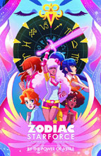 Image: Zodiac Starforce: By the Power of Astra SC  - Dark Horse Comics