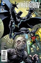 Image: Batman & Robin Eternal #16 - DC Comics