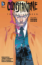 Image: Constantine: The Hellblazer Vol. 01: Going Down SC  - DC Comics