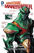 Image: Martian Manhunter Vol. 01: The Epiphany SC  - DC Comics