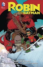 Image: Robin: Son of Batman Vol. 01 - Year of Blood HC  - DC Comics