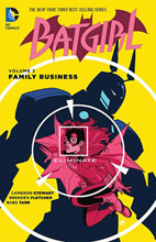 Image: Batgirl Vol. 02: Family Business SC  - DC Comics