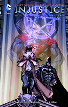Image: Injustice: Gods Among Us: Year Three Vol. 01 SC  - DC Comics