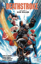 Image: Deathstroke Vol. 02: God Killer SC  - DC Comics