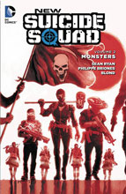 Image: New Suicide Squad Vol. 02: Monsters SC  - DC Comics