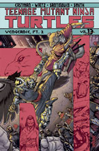 Image: Teenage Mutant Ninja Turtles Vol. 13: Vengeance Part 02 SC  - IDW Publishing