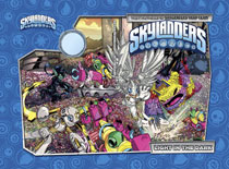 Image: Skylanders: Light in the Dark HC  - IDW Publishing