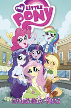 Image: My Little Pony: Equestria Girls SC  - IDW Publishing