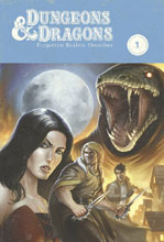 Image: Dungeons & Dragons: Forgotten Realms Omnibus  - IDW Publishing