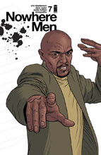 Image: Nowhere Men #7 - Image Comics