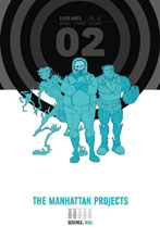 Image: Manhattan Projects Vol. 02 HC  - Image Comics