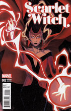 Image: Scarlet Witch #2 (variant cover - Anka) - Marvel Comics